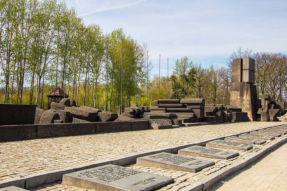 Cracovie Auschwitz Mémorial