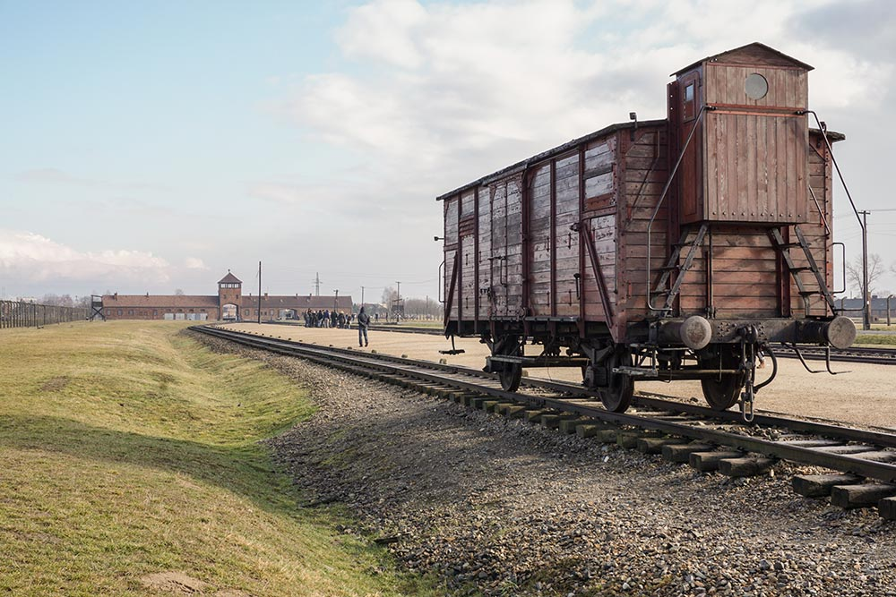 Cracovie Auschwitz Wagon