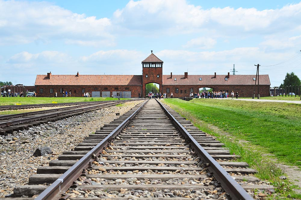 Cracovie Auschwitz Birkenau