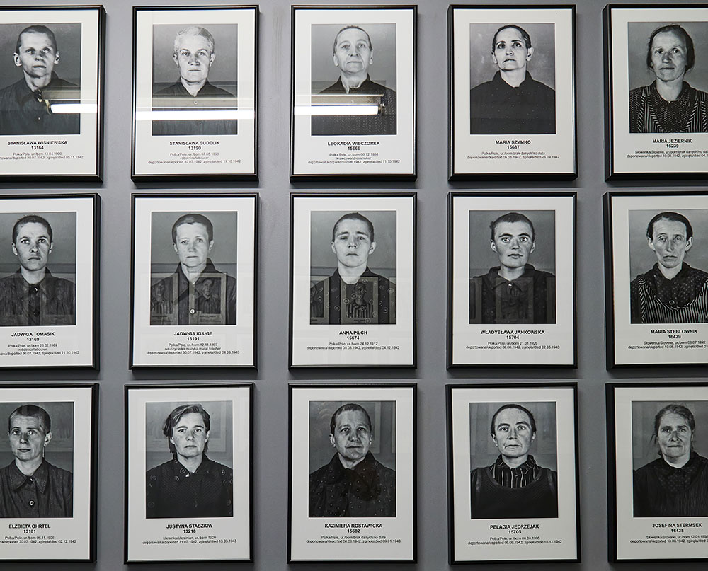 Cracovie Auschwitz Prisonniers