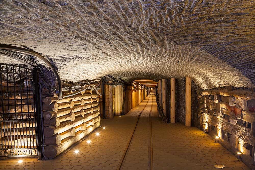 Cracovie Mines Sel Galeries