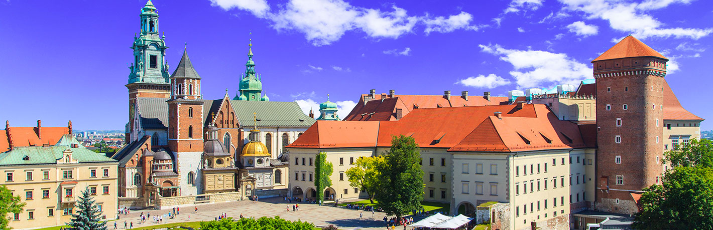 Visiter Cracovie Slider Wawel