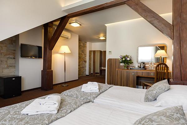 Hotel Wit Stwosz Cracovie