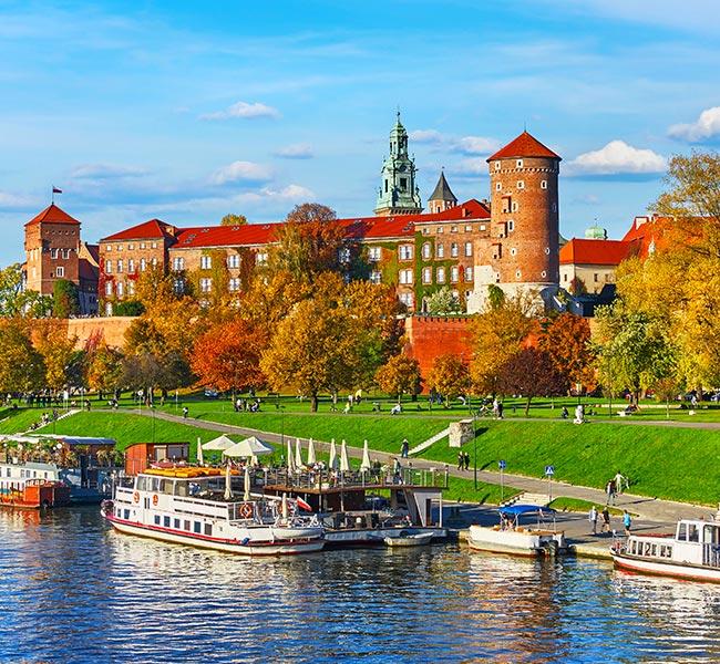 Visiter Wawel Sidebart